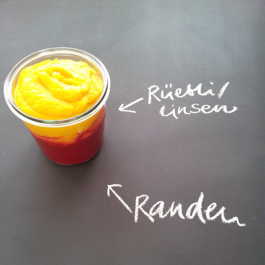 Rüebli-Randen-Suppe