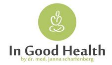 Logo In Good Health